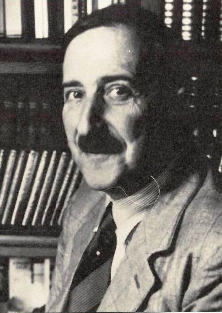 Zweig London 1938